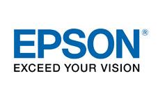 Epson, ICCE member, logo
